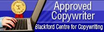 Approved Copywriter - Blackford Centre for Copywriting